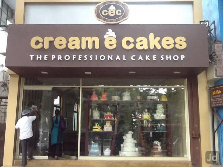 Cream e Cakes - logo