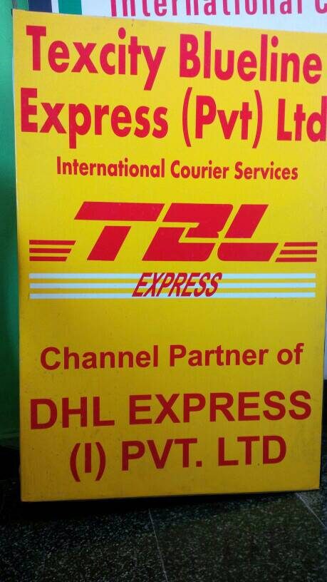 Texcity Blueline Express Pvt Ltd