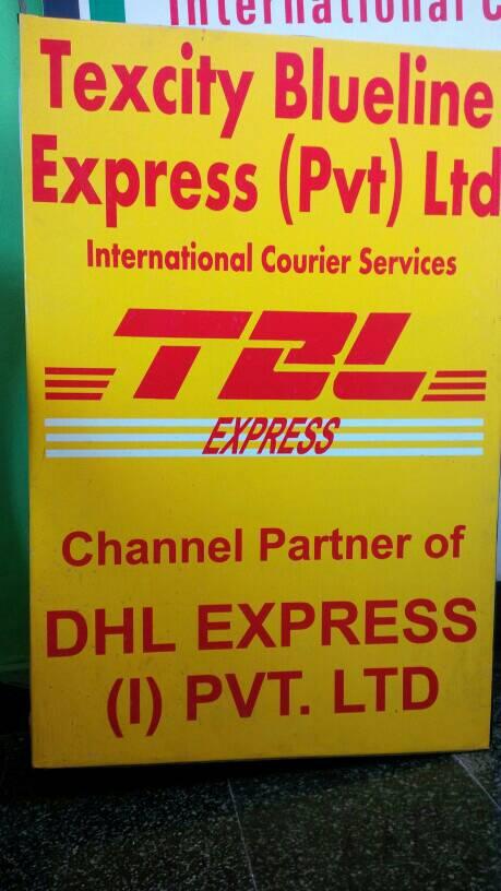 Texcity Blueline Express Pvt Ltd