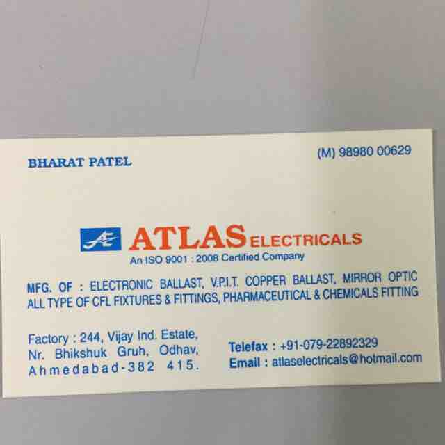 Atlas Electricals