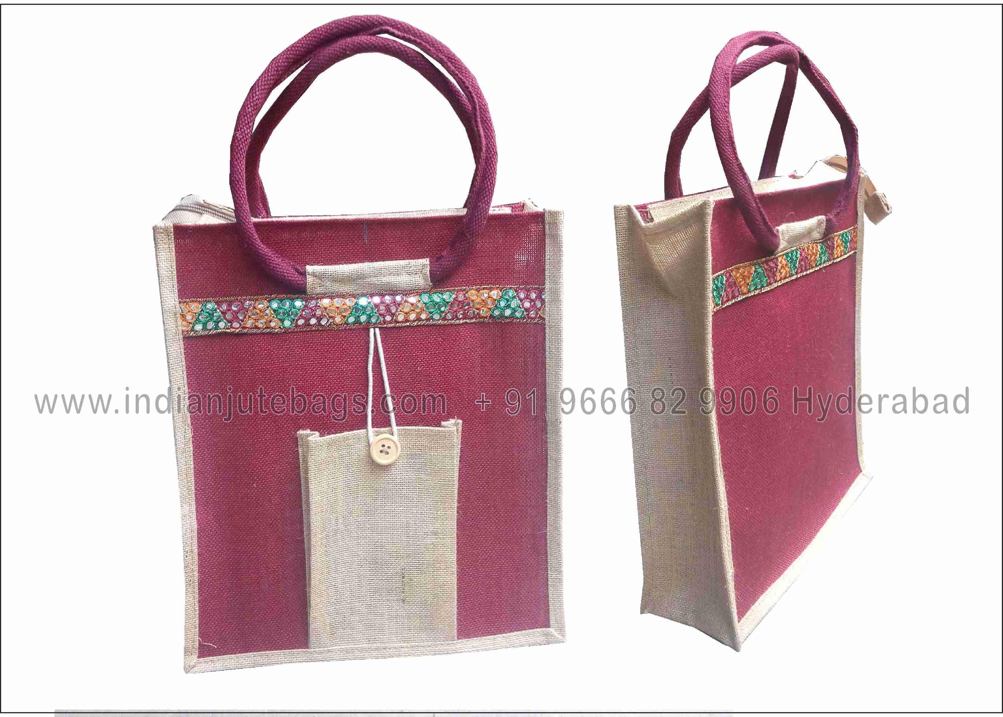 Indian jute bags