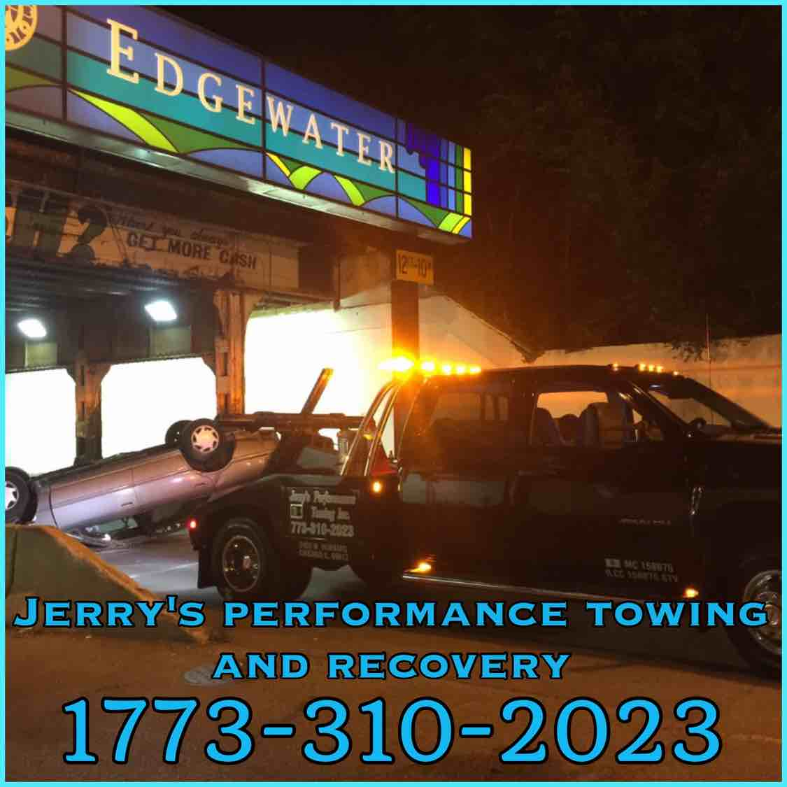 Jerry's performance towing and recovery