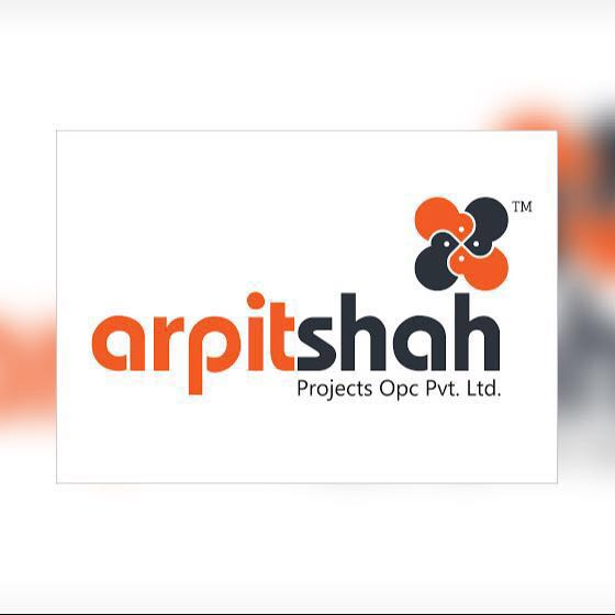 ARPIT SHAH PROJECTS OPC PVT LTD. Call 9067815334 - logo