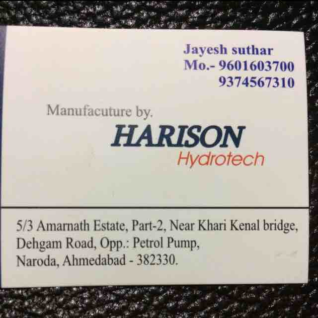 Harison Hydrotech
