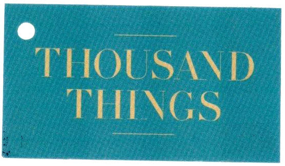 Thousand Things