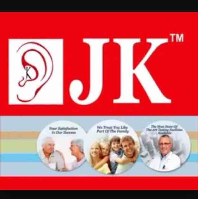 JK Speech & Hearing Centre - logo