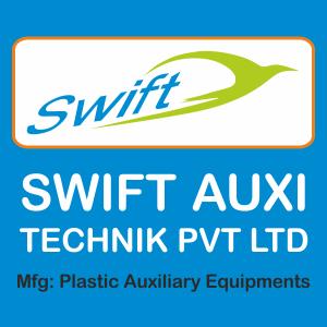 Plastic Auxiliary Equipment Manufacturer- Swift Auxi - Ahmedabad
