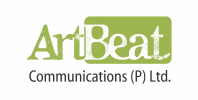 Artbeat communications (p) ltd. - logo