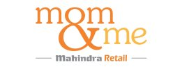 Mom & Me - Mg Road - logo