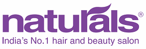 Naturals Salon - MVP Double Road, Vizag - logo