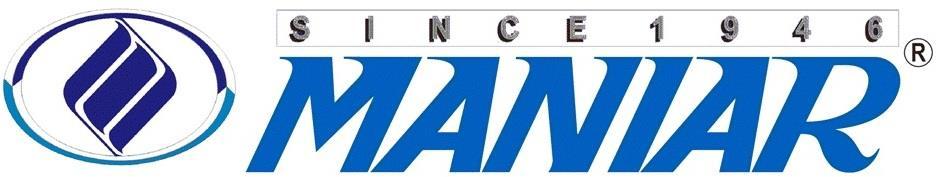 MANIAR & COMPANY logo