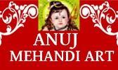 Anuj Mehandi Artist @ 981
