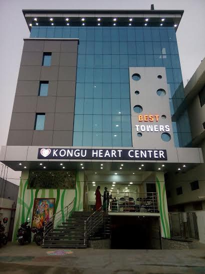 Kongu Heart Center