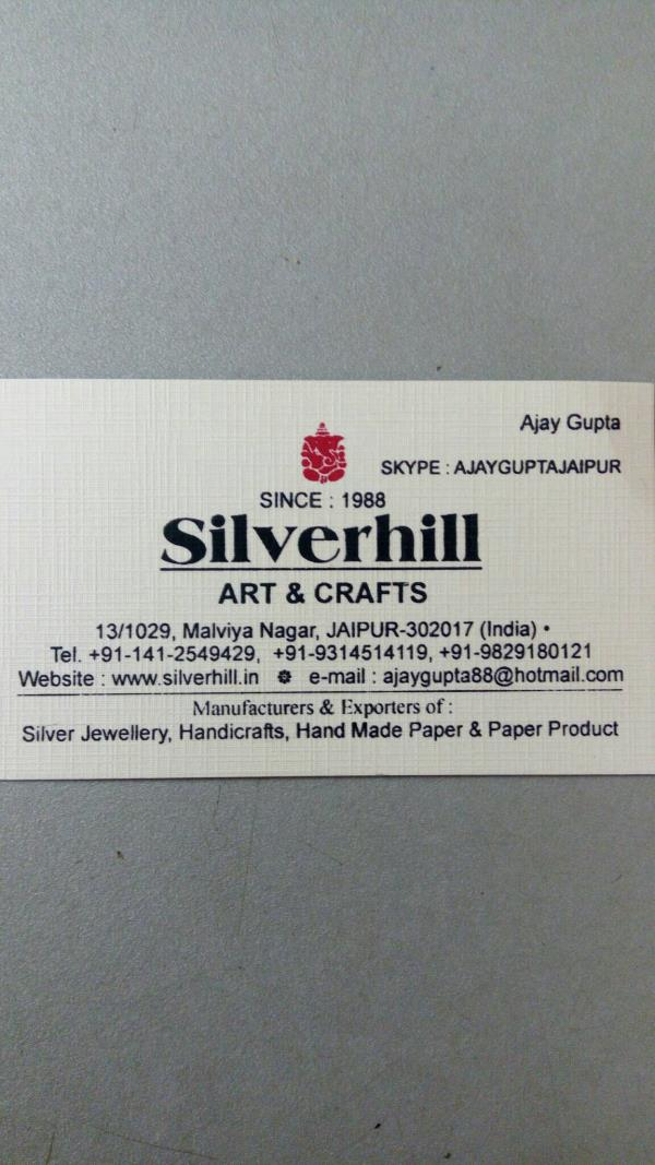 Silver Hill