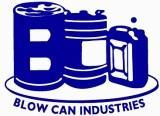 BLOW CAN INDUSTRIES logo